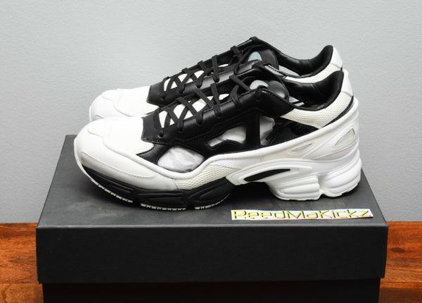 Adidas Raf Simons Replicant Ozweego Black Cream White BB7988 Mens sizes