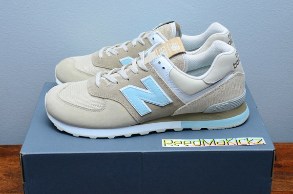 New Balance 574 Retro Surf Hemp Tan Mens ML574BSB
