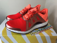 Adidas Pure Boost Xpose Energy Orange Coral Womens BB1731