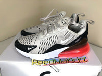Nike Air Max 270 Light Bone Hot Punch Mens Sizes AH8050 003