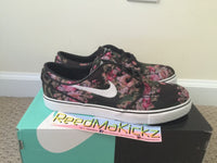 Nike Zoom Stefan Janoski PR Pink Floral 2016 Mens sizes 482972 900