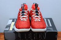 Nike Lebron 15 XV Low University red Mens sizes AO1755 600