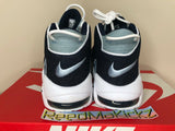 Nike Air More Uptempo '96 QS Denim White Obsidian Mens CJ6125 100