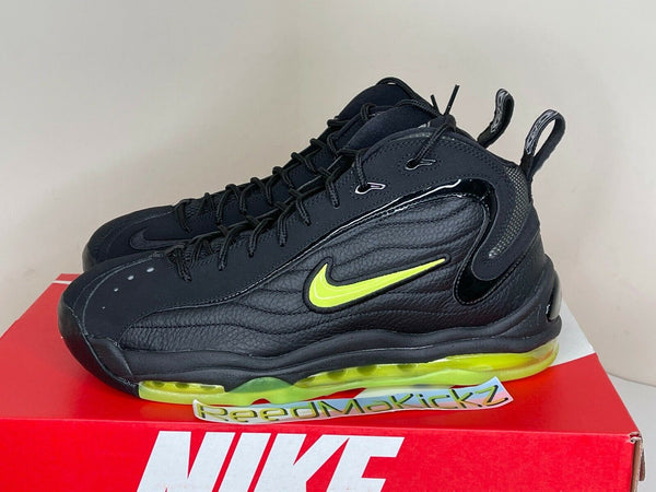 Nike Air Total Max Uptempo 2020 Black Volt Mens DA2339 001