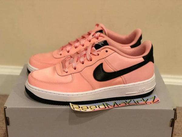 Nike Air Force 1 Low Bleached Coral VDAY Grade school youth sizes BQ6980 600