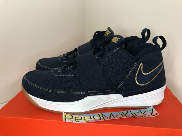 Nike Zoom Revis LE Denim Obsidian #139 OF 224 Mens 623978 400