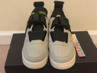 Nike Air Force 1 Utility Spruce Fog Black Volt Mens sizes AO1531 301