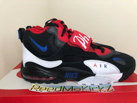 Nike Air Max Speed Turf Philadelphia 76ers Sixers Black Red Blue Men BV1230 001