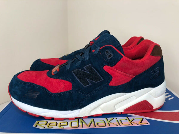 New Balance 580 Undefeated x Colette x LAMJC Mens 10us PRE OWNED MT580XCO