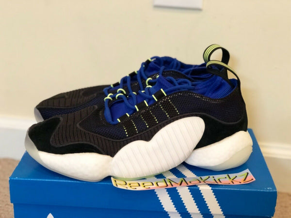 Adidas Crazy BYW 2 Black Royal Mens sizes BD7998