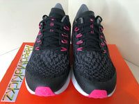 Nike Air Zoom Pegasus 36 Black Hyper Pink Grade School Youth Sizes AR4149 062