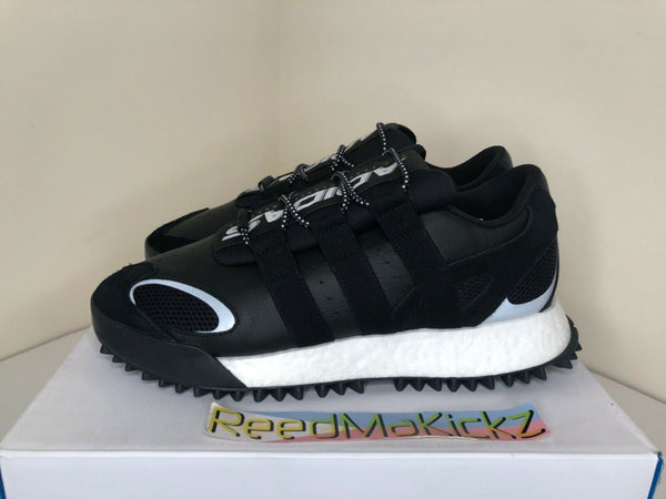 Adidas AW WangBody Run Alexander Wang Core Black Mens EF2438 Retail $220