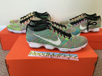 Nike Flyknit Zoom Agility Multi Color Womens Sizes 698616 002