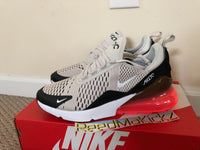 Nike Air Max 270 Light Bone Hot Punch GS Grade school youth sizes 943345 002