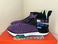 Nike Air Zoom UNVRS Vivid Purple Black White Mens CQ6422 500