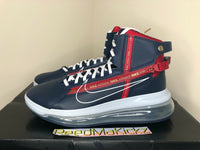 Nike Air Max 720 Saturn Midnight Navy Olympic Mens AO2110 400