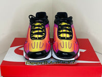 Nike Air Max Plus 3 III Hyper Violet Black Purple Yellow Mens CJ9684 003