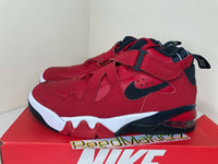 Nike Air Force Max CB Leather Gym Red Mens CJ0144 600