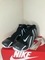 Nike Air Flightposite Topaz Mist Black Mens sizes AO9378 001