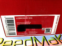 Nike Lebron VII 7 Red Carpet 2019 Grade school Youth Sizes CT3794 100