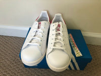 Adidas Stan Smith White Pink Grade School Youth Junior sizes B32703