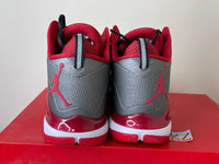 Jordan Super Fly 3 Slam Dunk Black Varsity Red Mens 718154 005