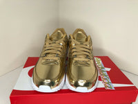 Nike Air Max 90 SP Metallic Gold 2020 Womens CQ6639 700