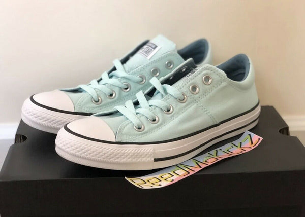 Converse All Star CTAS Madison Ox Celestial Teal Womens 563507F Retail Price $80