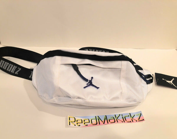 Nike air jordan retro 11 crossbody / waist bag fanny pack 9A0817 637