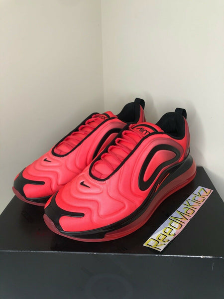 Nike Air Max 720 Bright Crimson Black Mens AO2924 600