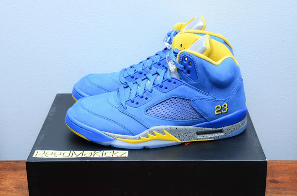 Nike Air Jordan 5 V Retro Laney JSP Mens sizes CD2720 400