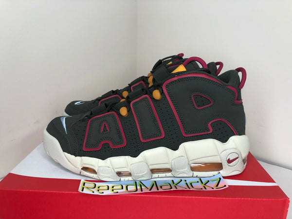 Nike Air More Uptempo Cargo Khaki Light Marine Scottie Pippen Mens DH0622 300