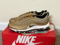 Nike Air Max 97 OG QS Metallic Gold womens sizes 885691 700