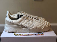 Adidas AW B-Ball Soccer Alexander Wang Core White / Clear Brown Mens EE8498