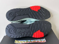 Adidas ZX 2K 4D Dash Green Mens FV8500 RUNS BIG / SIZE DOWN NEEDED