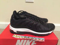 Nike Air Max 97 Plus Tune up Hybrid Black white AH8144 001