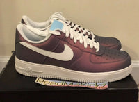 Nike Air Force 1 Low '07 LV8 Iridescent Still Blue Mens 823511 403