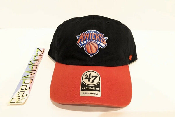 New York Knicks '47 Clean up Dad Hat Strapback Mens