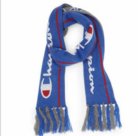 Champion Reversible Scarf Blue Gray UNISEX
