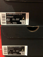 Nike Air Jordan 1 MID Game Time Black Blue Orbit Grade School Sizes CV4891 001