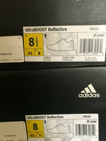 Adidas Ultra boost Reflective White Mens sizes EG8104