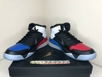 Nike Air Jordan Mars 270 Top 3 Black Gym Red Blue Mens CD7070 001