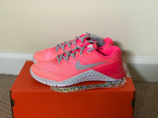 Nike Metcon 3 Fade Pink Sunset Glow womens sizes 902175 800