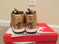 Nike Air Trainer 1 PRM QS Super bowl 50 Metallic Gold Mens sizes