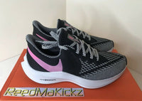Nike Zoom Winflo 6 Black Lotus Pink womens CN2153 001