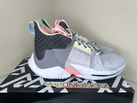 Jordan Westbrook Why not Zero.2 Khelcey Barrs III Vast Grey Mens AO6219 002