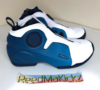 Nike Air Flightposite 2 Olympic White Midnight Navy Mens sizes CD7399 100 NO BOX
