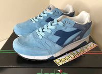 Diadora S8000 Italia Air Blue Mens 501.170533 01 C6582