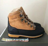 Timberland Boots Euro Hiker Shell Wheat Black Mens TB0A1KYN