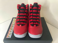 Nike Air Jordan X 10 Retro 2015 Bulls Over Broadway GS 705179 601